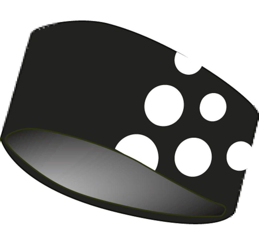 Big Logo Headband, Black, 58,  Craft