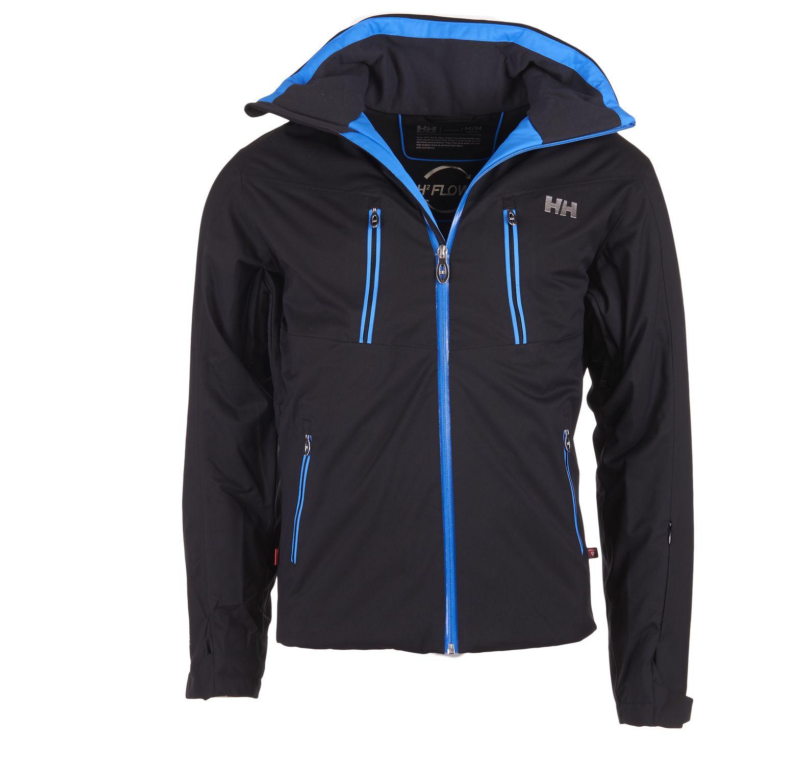 Alpha Jacket, Black / Racer Blue, M,  Jackor