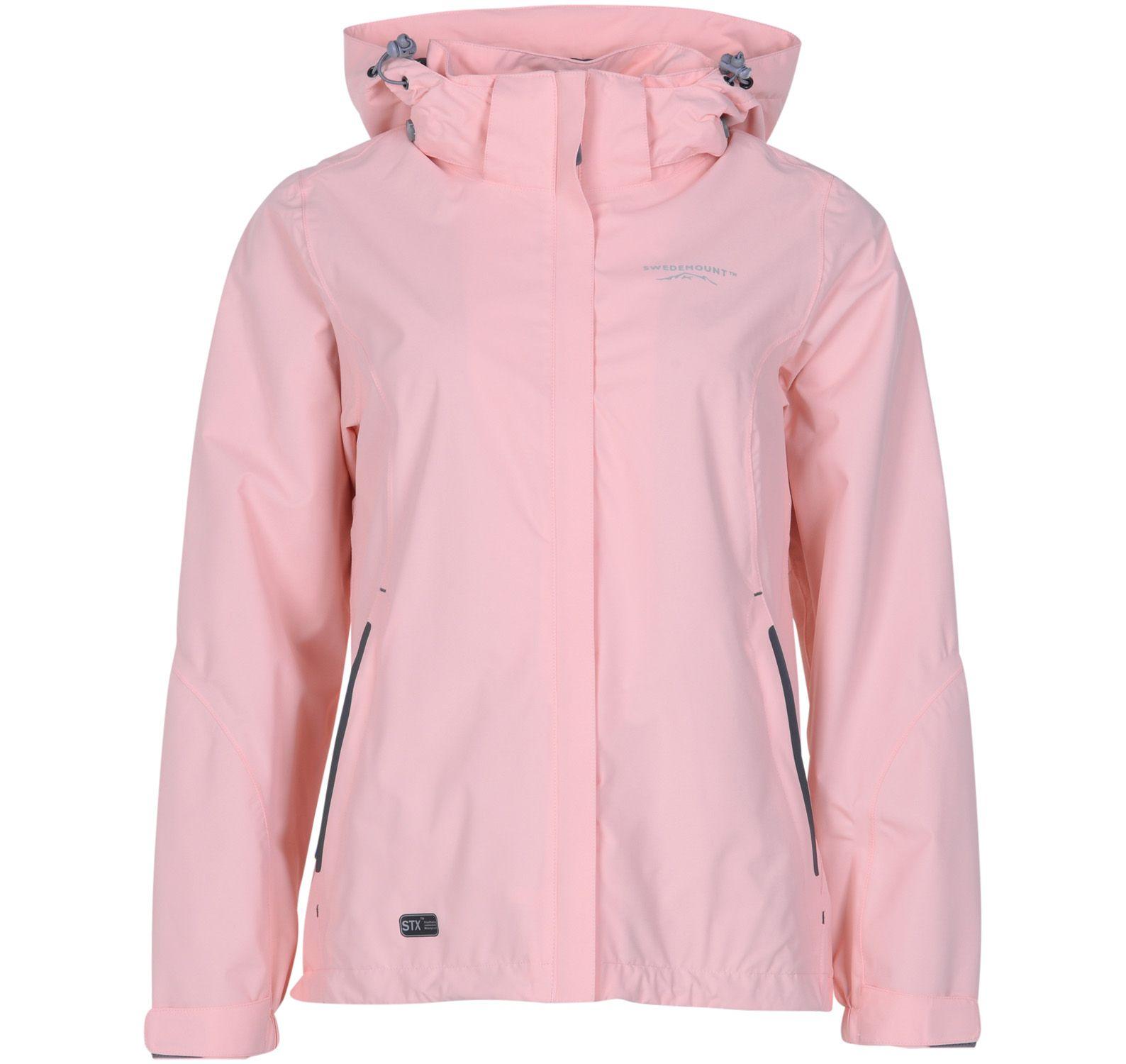 käringön jacket w, peach, 36, regnkläder