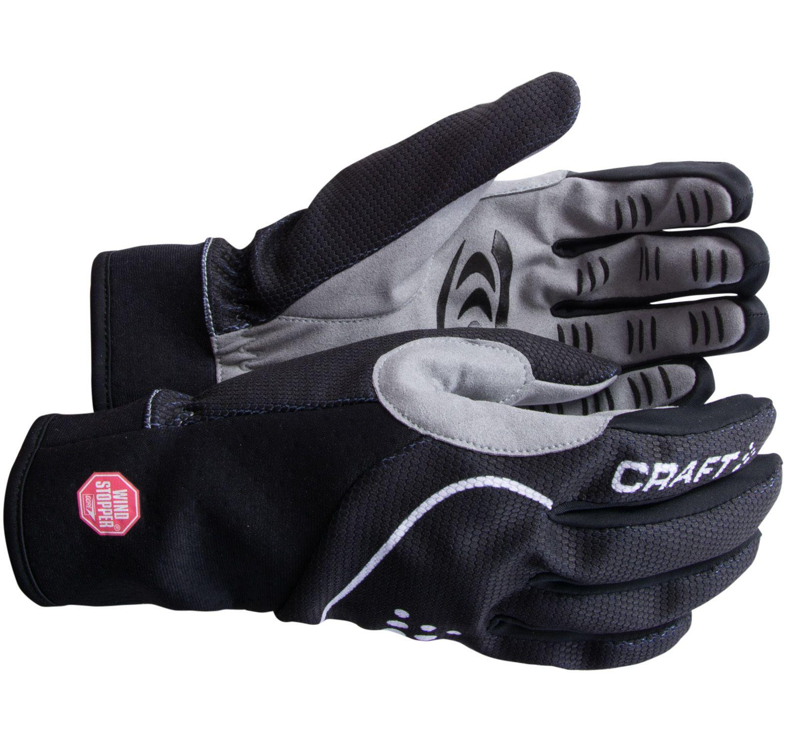 Power Ws Glove, Black/White, 10,  Craft