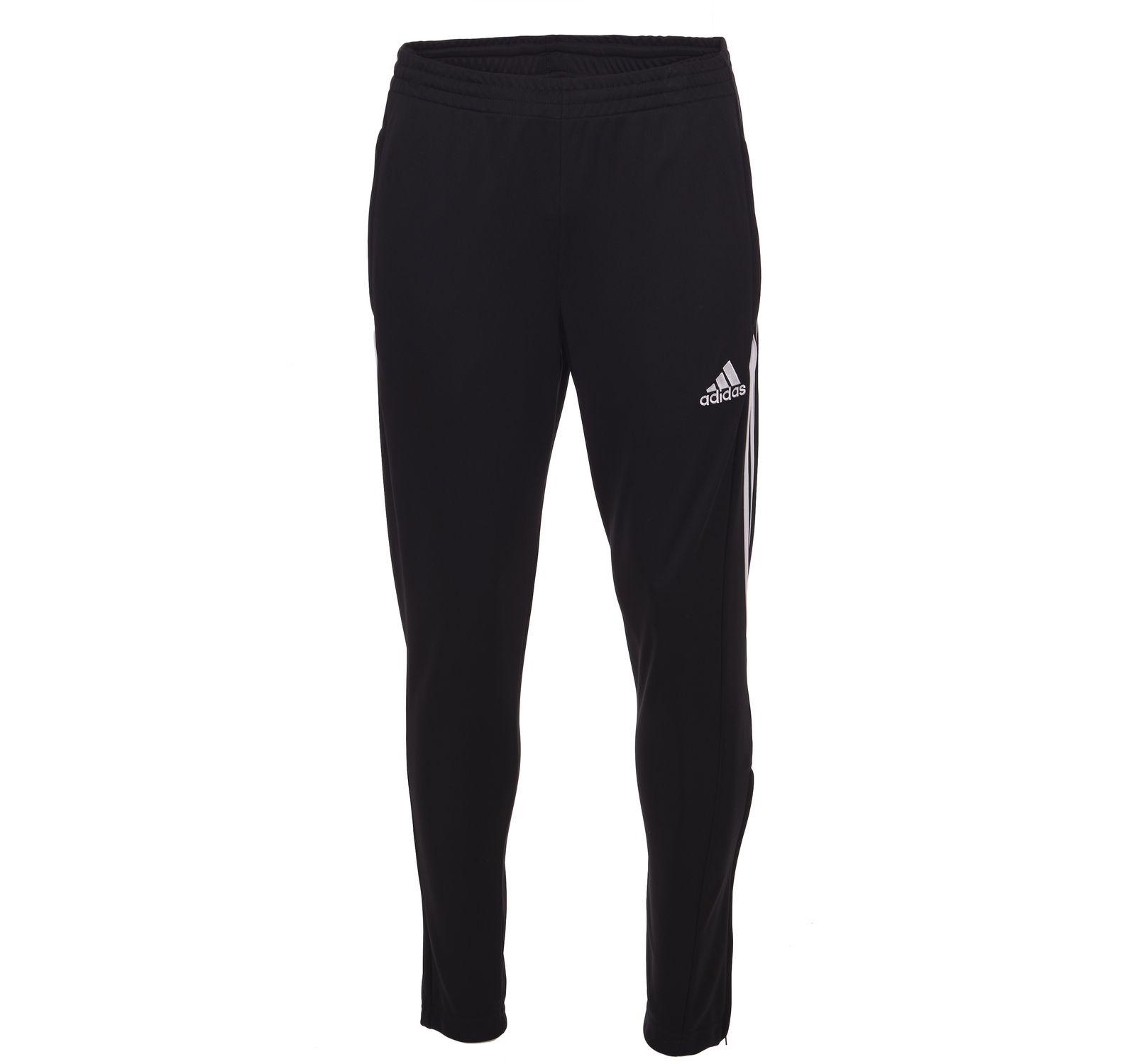 adidas träningsbyxor sere14, black/wht, s,  svarta adidasbyxor