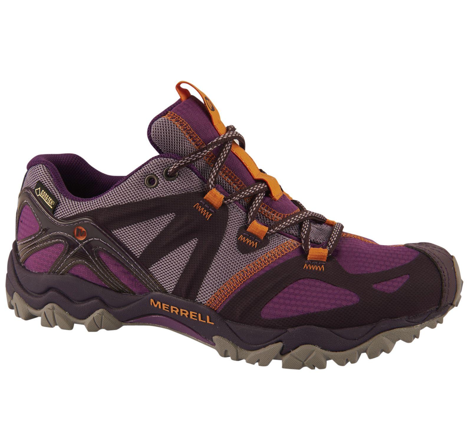 Grassbow Sport Gtx W, Plum Purple, 41,  Merrell