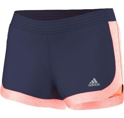 2-In-1 Wv Short, Ngtsky/Ltflor/Flaora, S,  Adidas