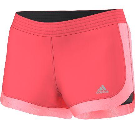 2-In-1 Wv Short, Flared/Ltflre/Dkgrey, M,  Adidas
