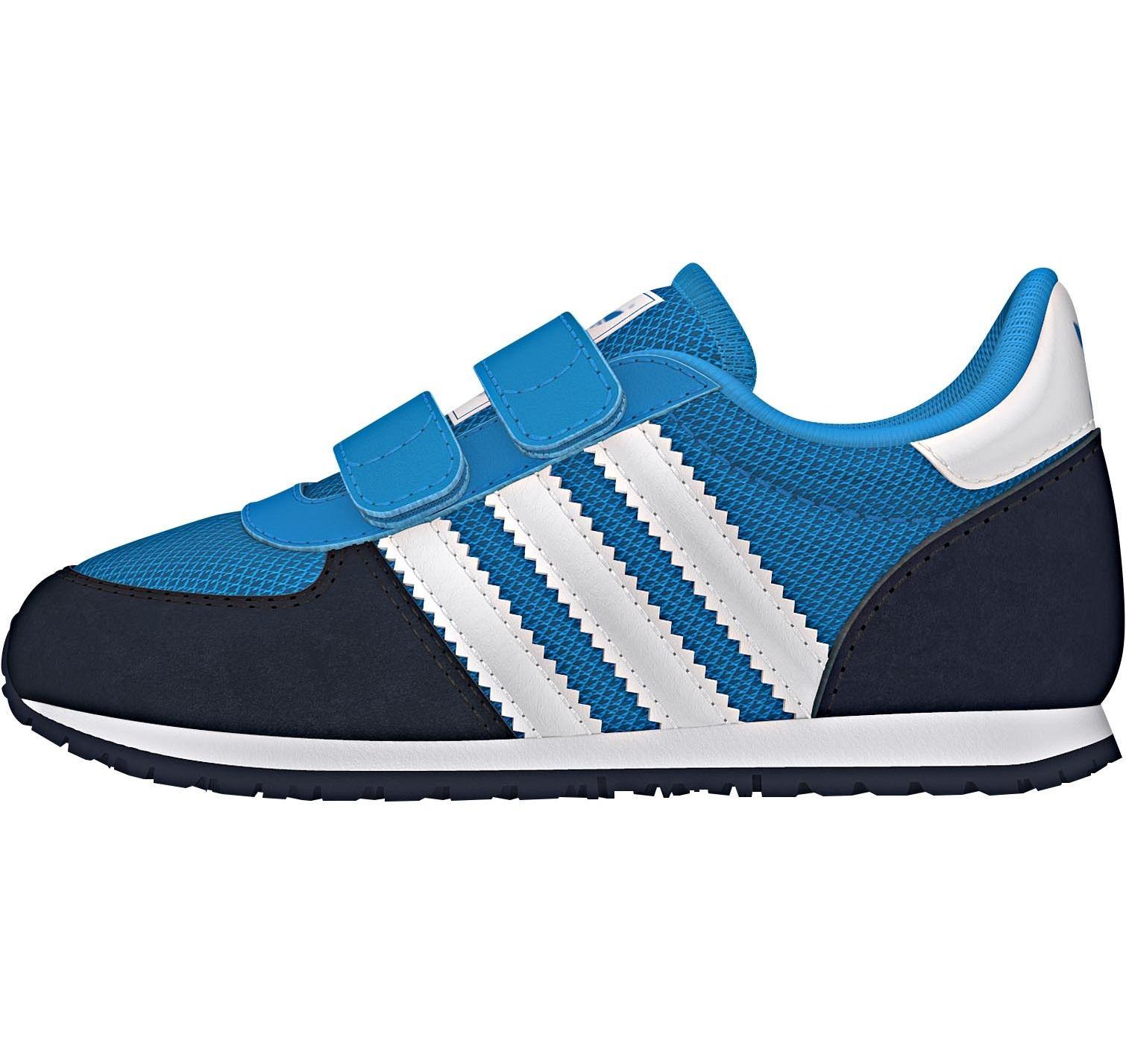 Adistar Racer Cf I, Solblu/Ftwwht/Ftwwht, 23,  Adidas