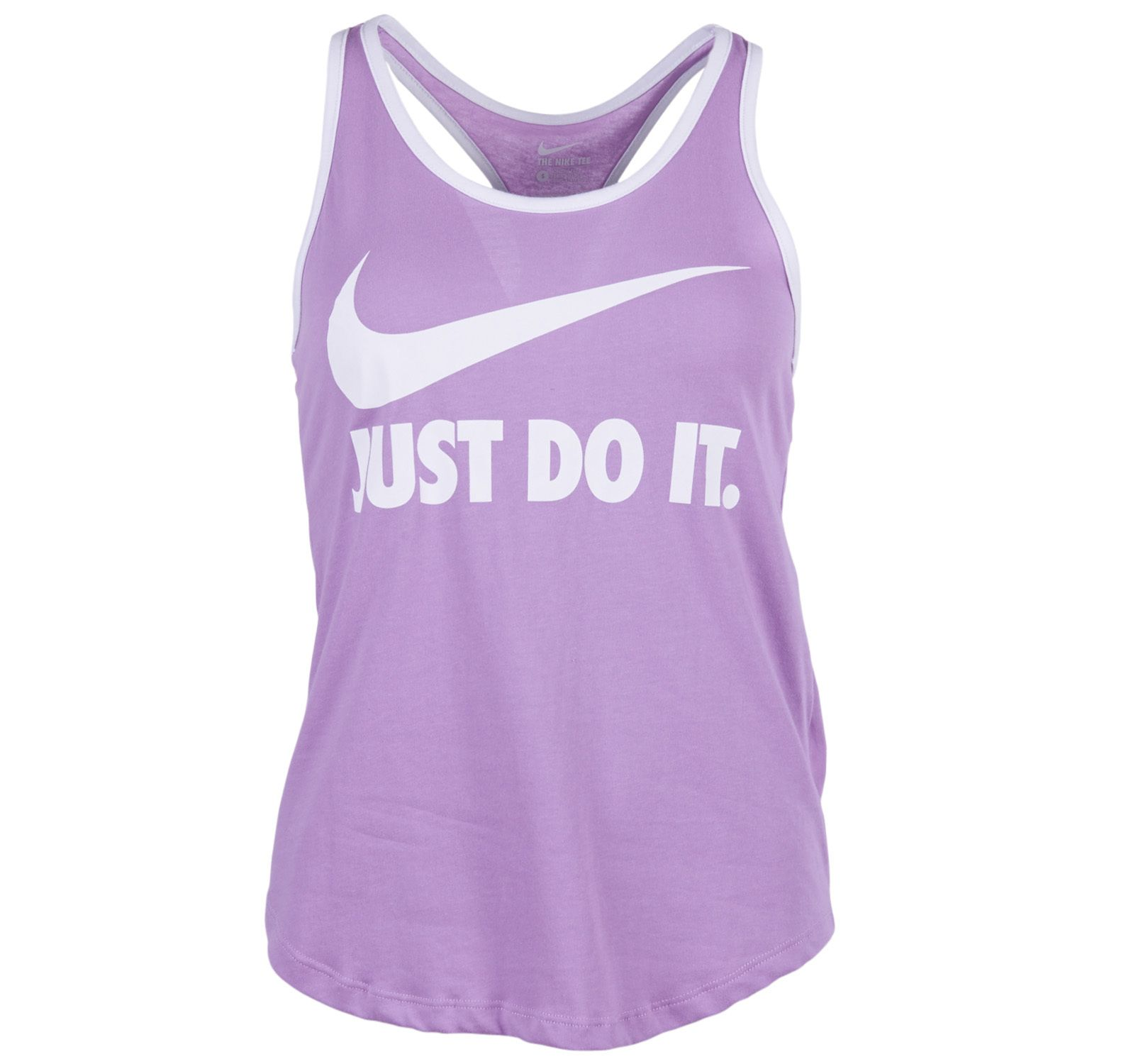 Swoosh Jdi Dfct Racer, Violet Shock/White/White, M,  Nike