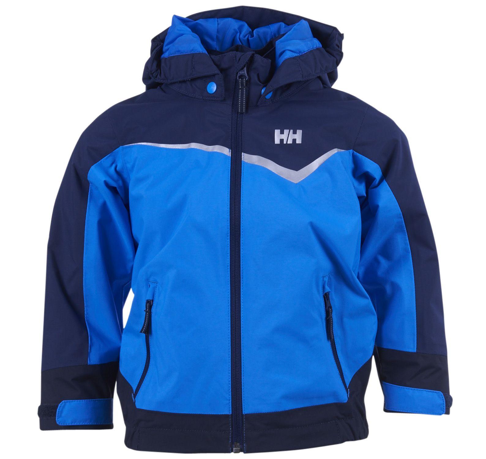 K Shelter Jacket, Racer Blue, 110