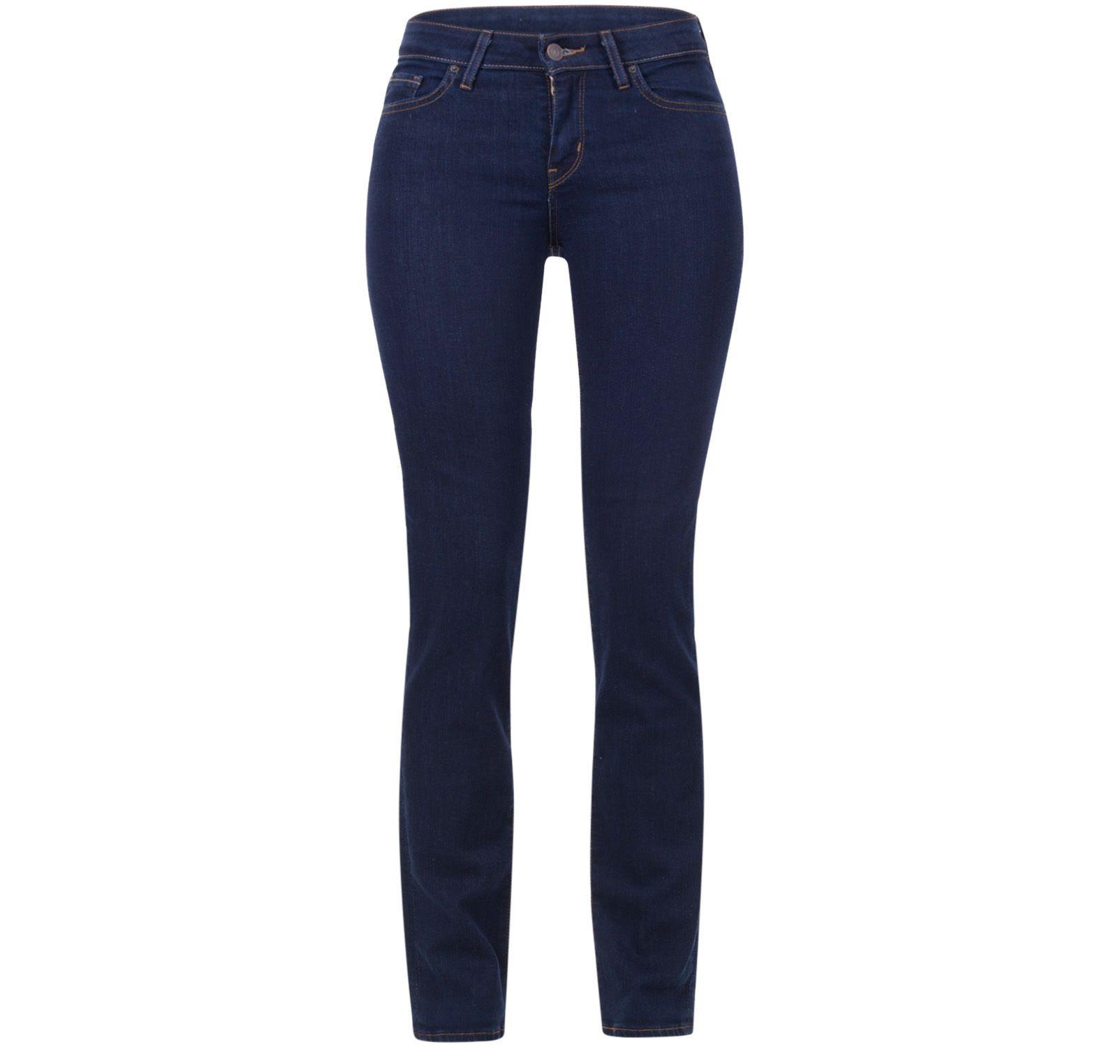 712 slim lone wolf, dark indigo - flat finish, 25/30,  levi's jeans