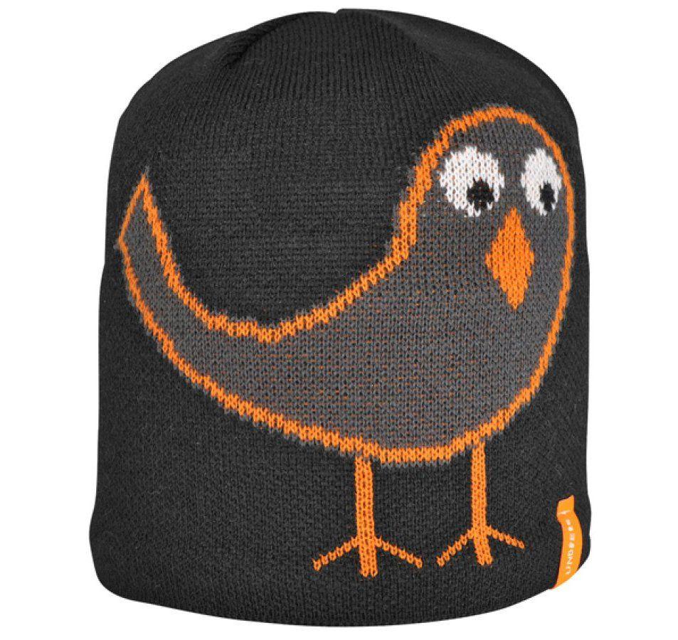 Bird Hat, Black, 48-52,  Lindberg