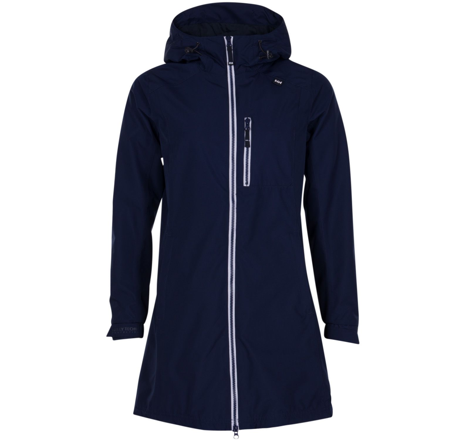 w long belfast jacket, evening blue, xxl, helly hansen