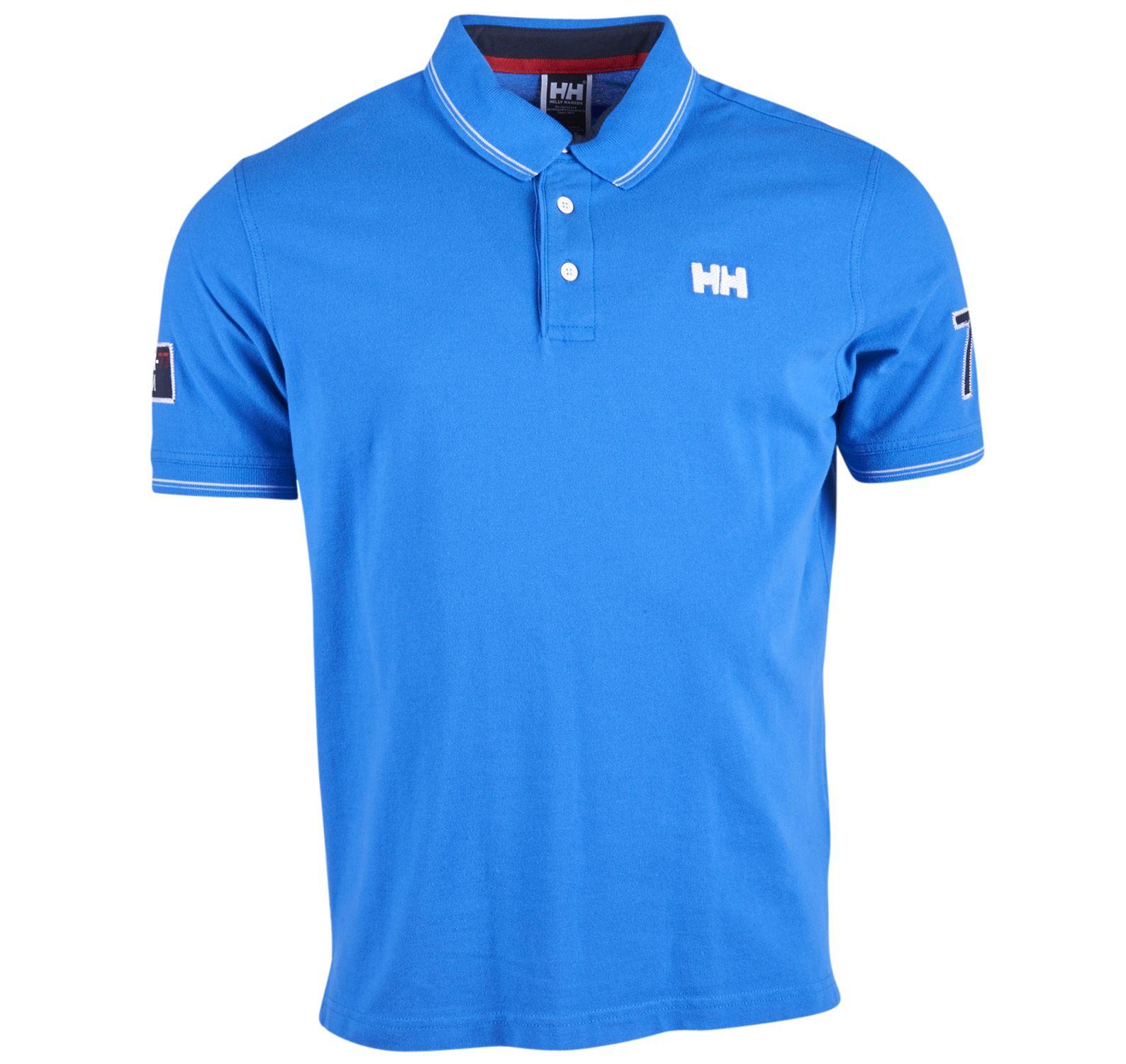 Marstrand Polo, Racer Blue, M,  Helly Hansen