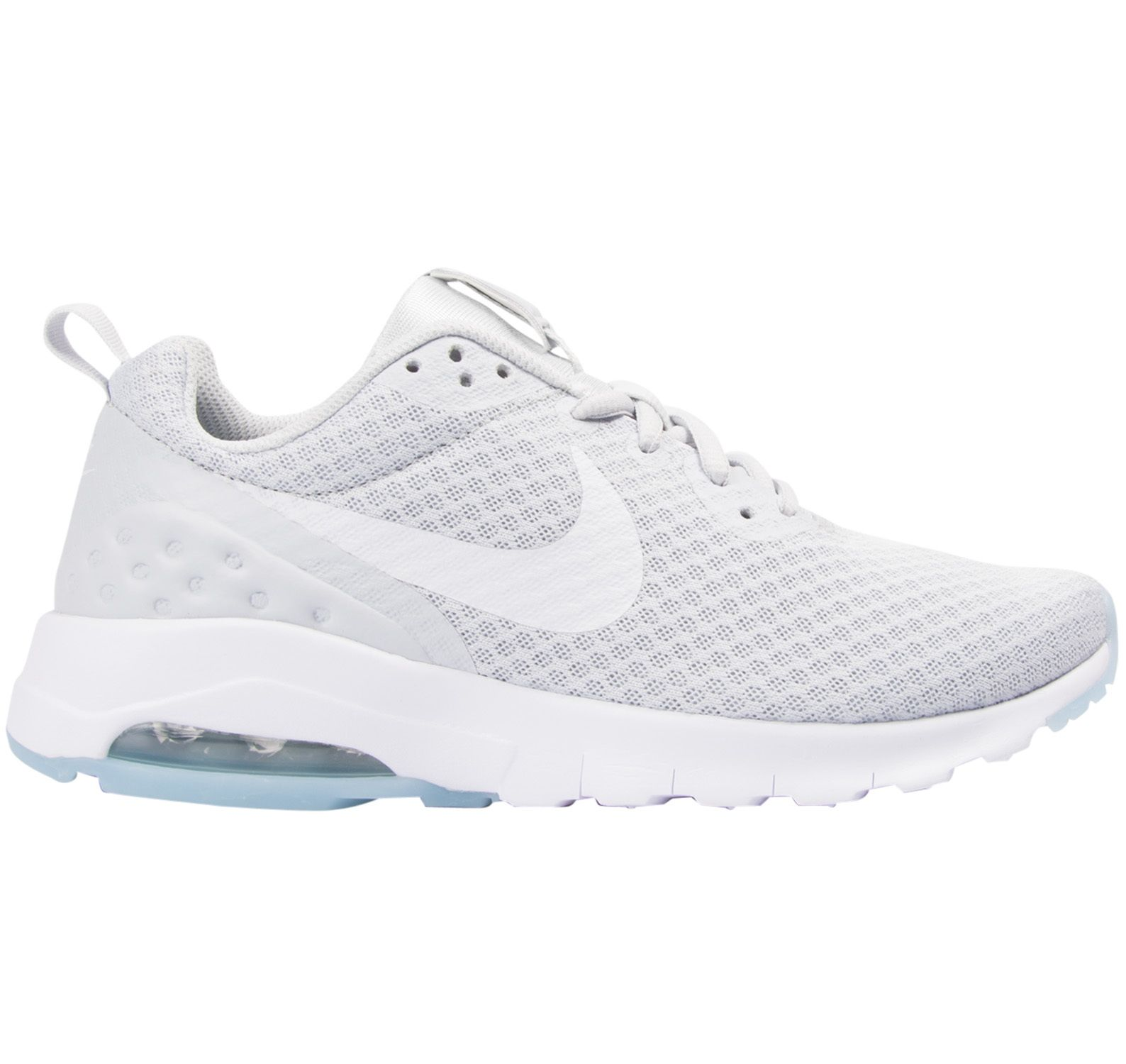 wmns nike air max motion lw, pure platinumwhite, 35,5 – nike