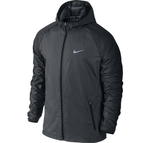 Racer Jacket, Anthracite/Black/Reflective Si, Xxl,  Nike