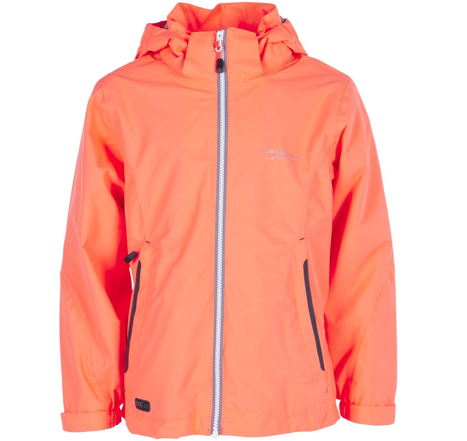 hamburgsund jacket jr, mango, 130, regnkläder