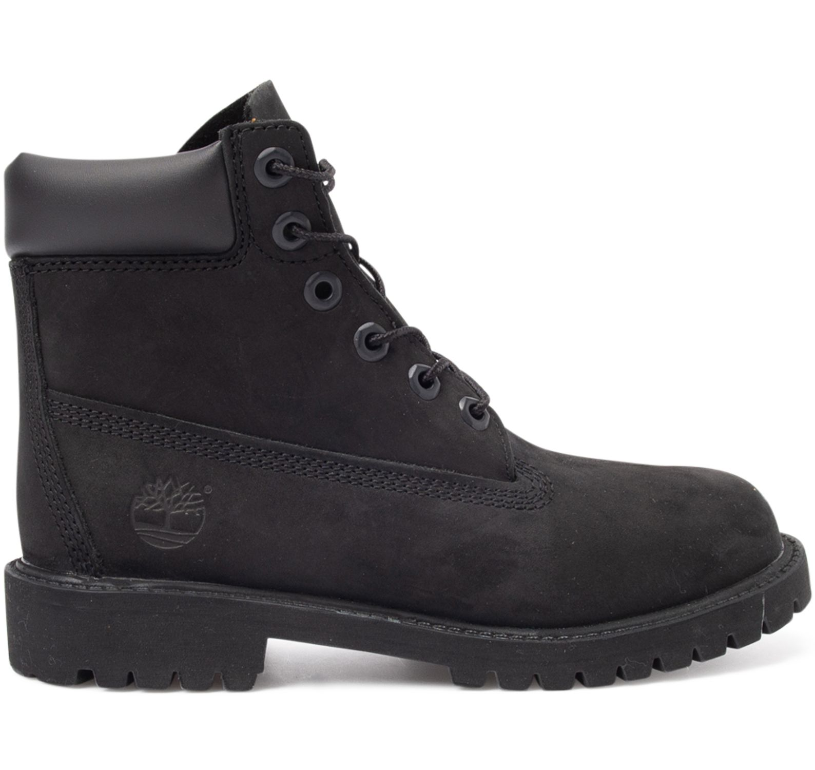 6 In Premium Wp Boot, Black, 36,  Timberland