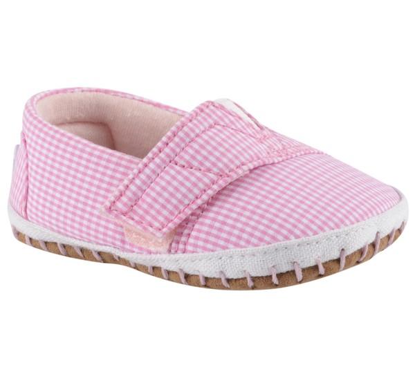 online retailer 5da99 5dff6 Pink Gingham Tn Crib