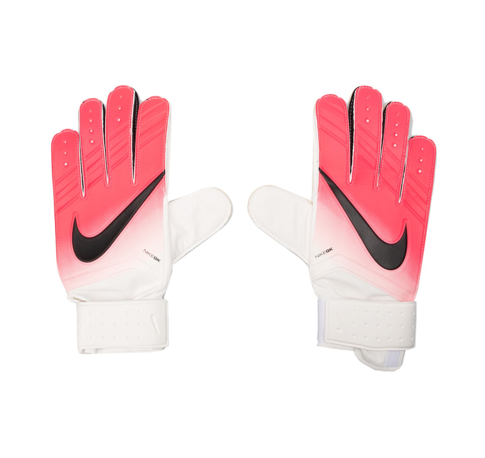 Nike Gk Match Fa16, White/Racer Pink/Black, 10,  Nike