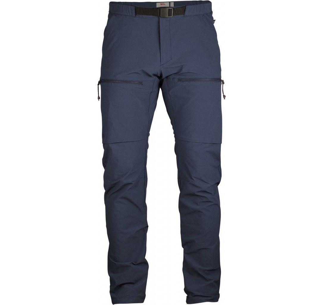 high coast hike trousers m, navy, 50, regnjackor