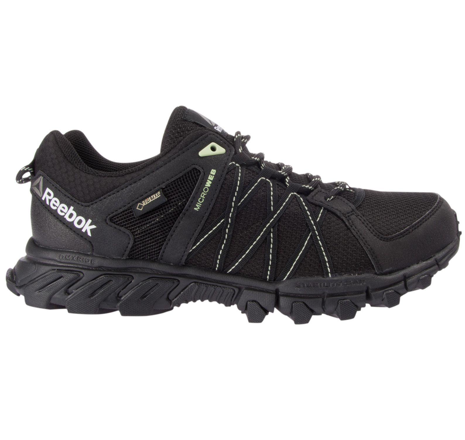 Trailgrip Rs 5.0 Gtx, Black/Aloe, 41