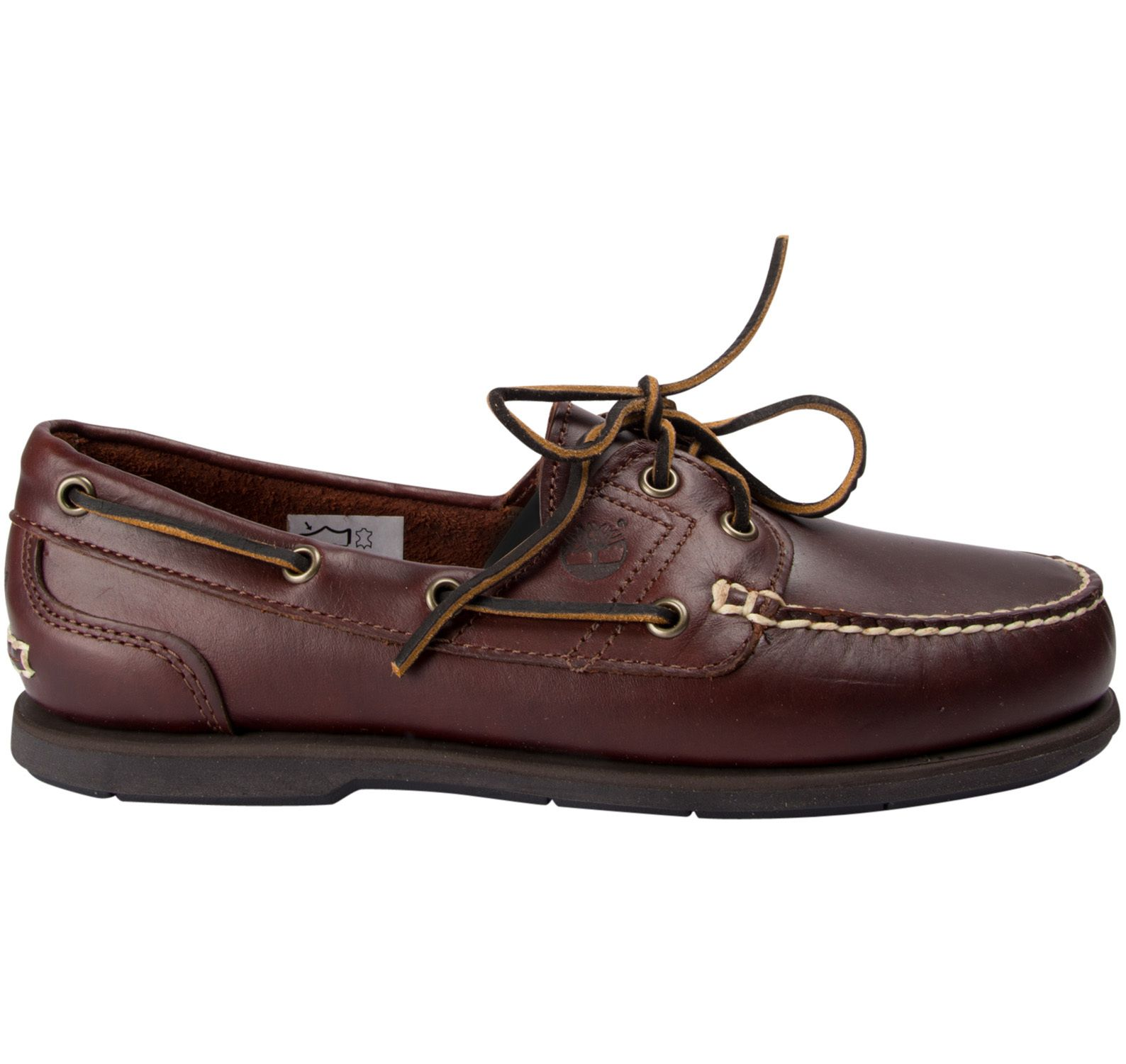 2i Boat Rootbeer Sm Brown, Brown, 43.5,  Timberland