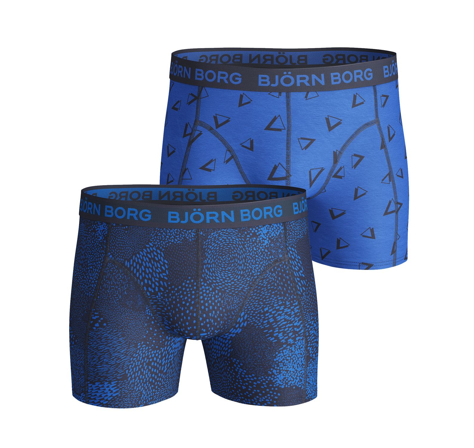 2p shorts bb animal & bb trian, peacoat, s,  björn borg