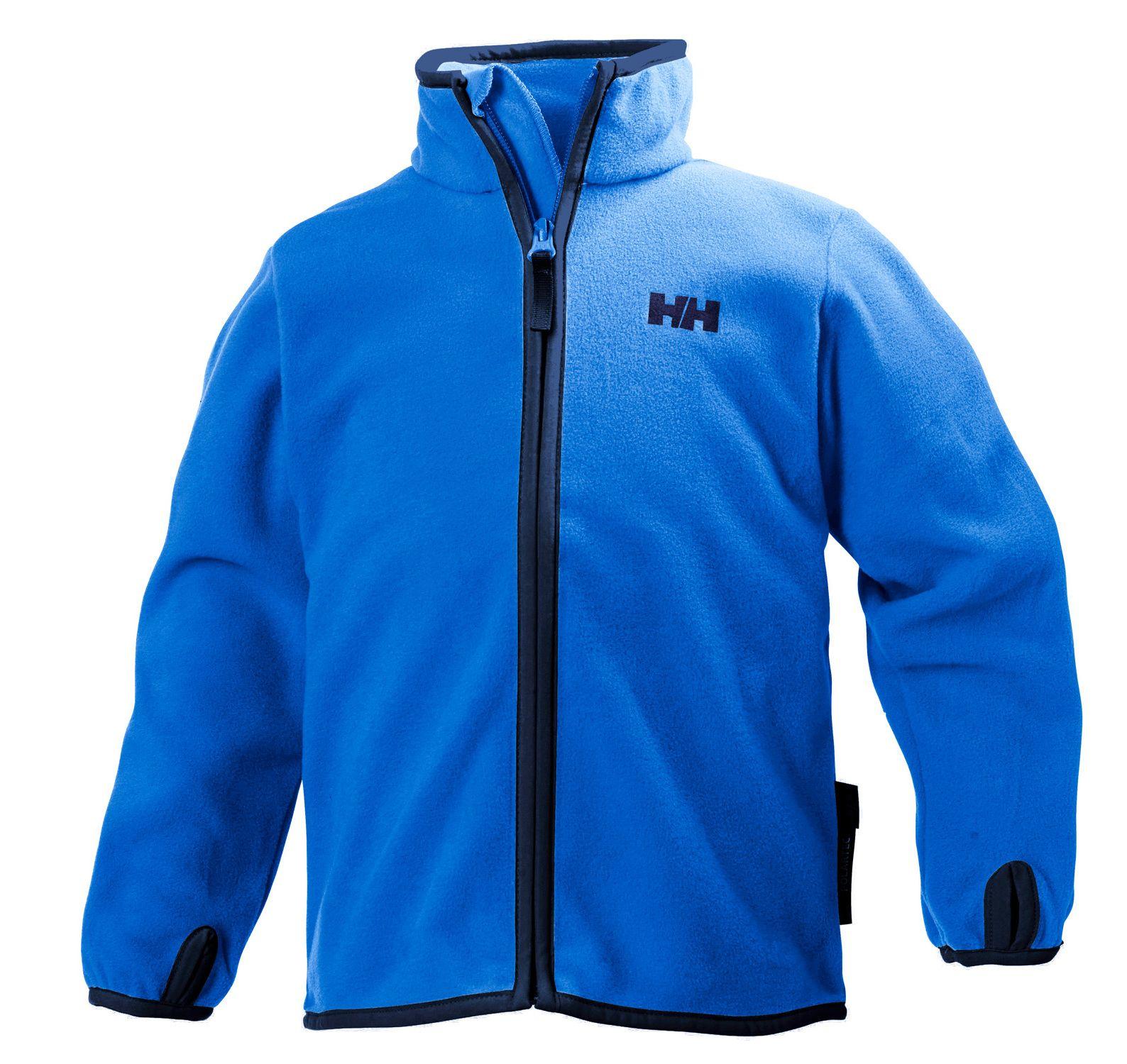 K Daybreaker Fleece Jacket, Racer Blue, 128