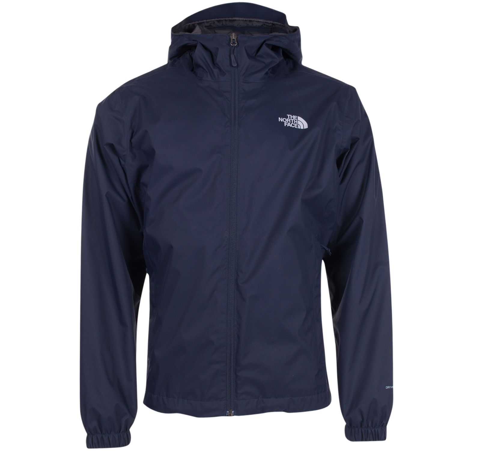 m quest jacket, urban navy, l, regnjackor
