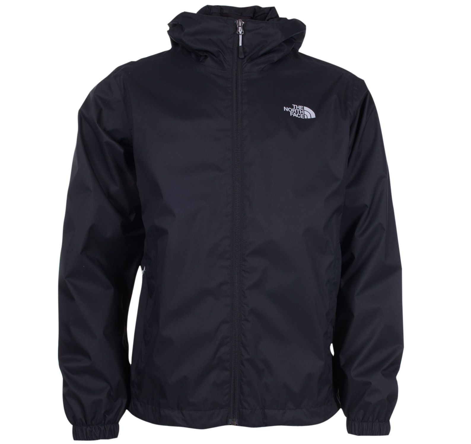 m quest jacket, tnf black, l, regnjackor