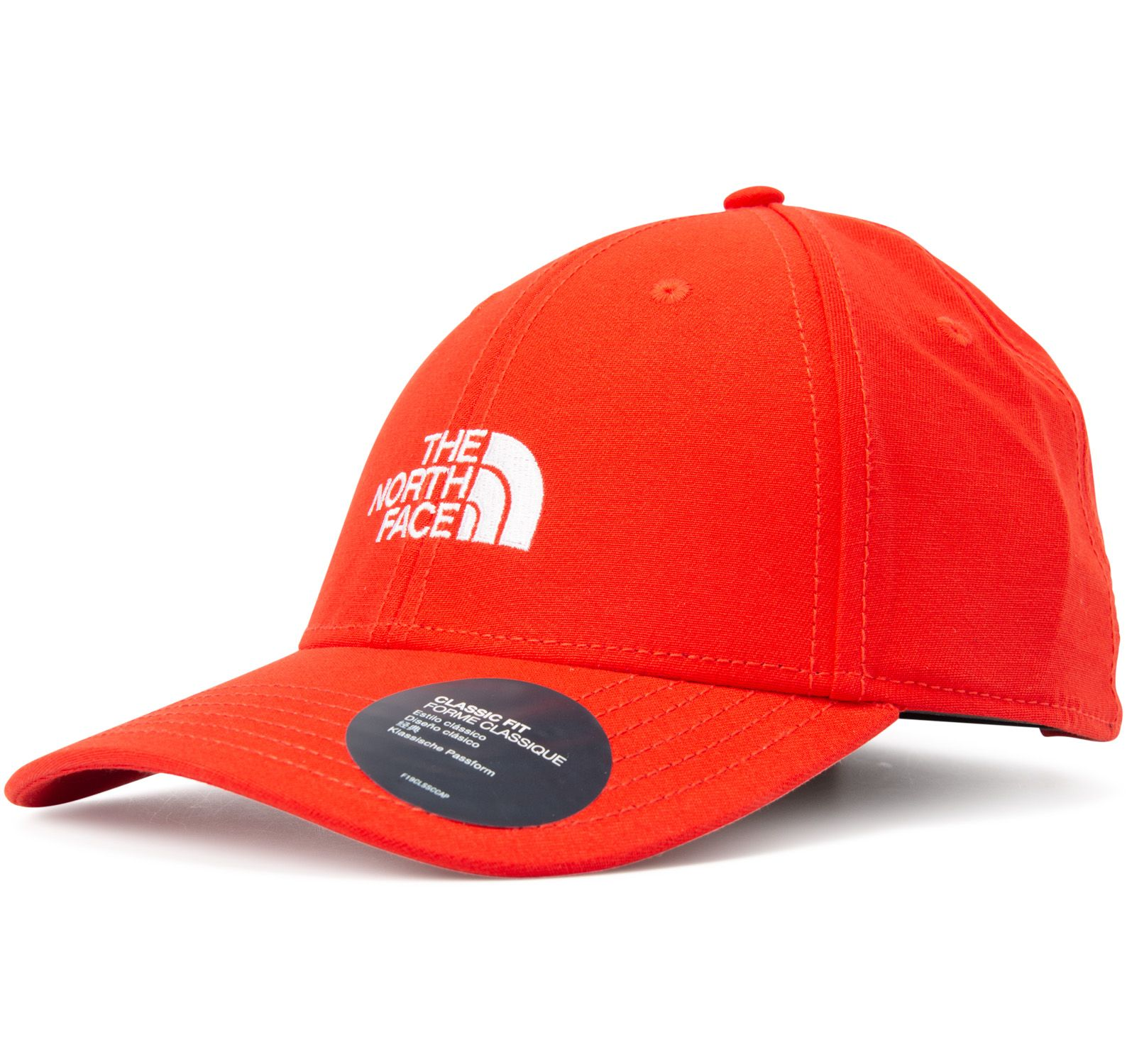 66 Classic Hat, Fiery Red, Onesize,  Lifestyle