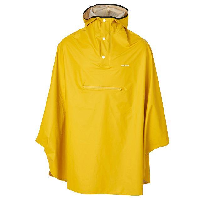 Pu Light Rainponcho, Spectra Yellow, No Size,  Tretorn