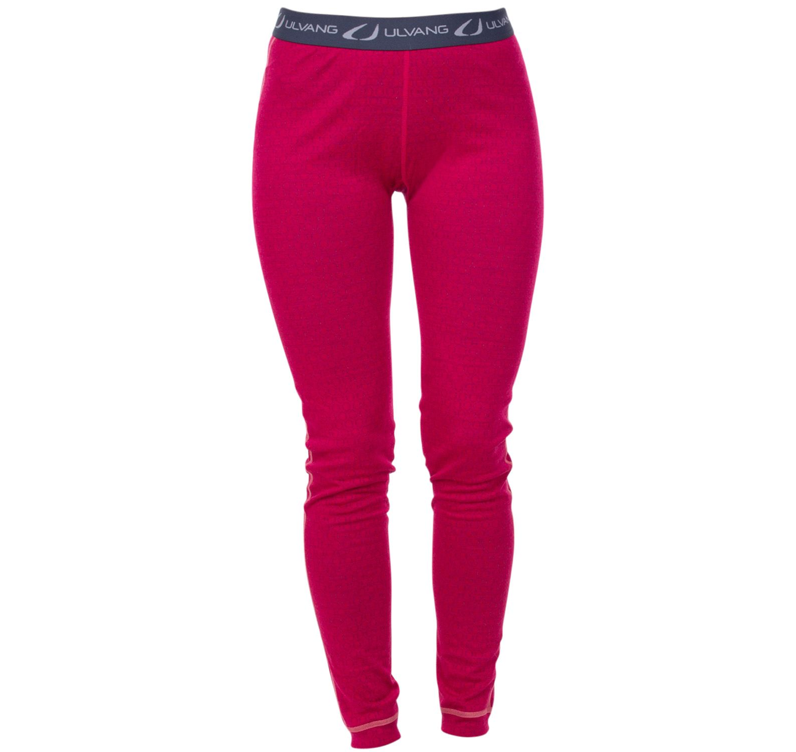 50fifty 2.0 pant ws, heady magenta/charcoal melange, l,  ulvang underställ