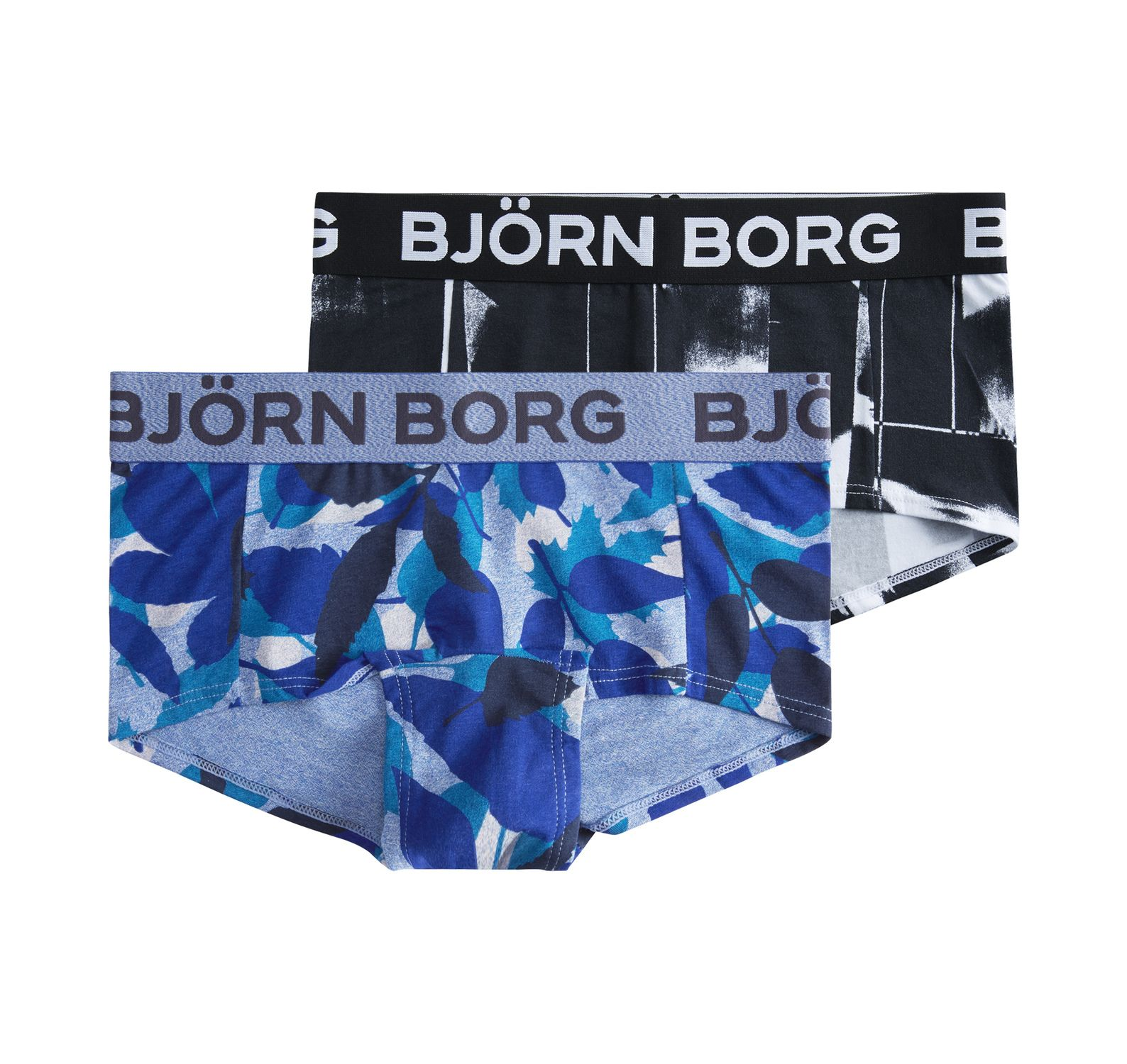 2p Minishorts Bb Autumn Leaf &, Surf The Web, 34,  Björn Borg