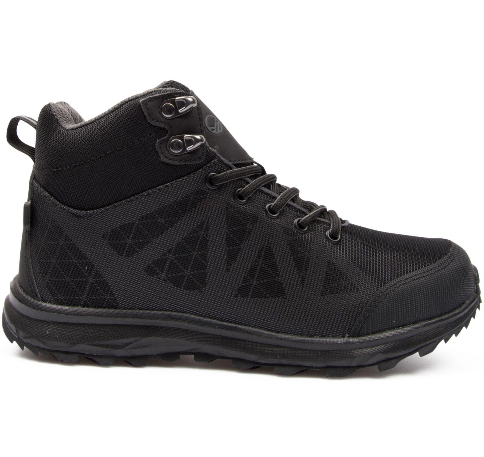 Ligo Mid Dx W Trekking Shoe, Black, 38,  Halti