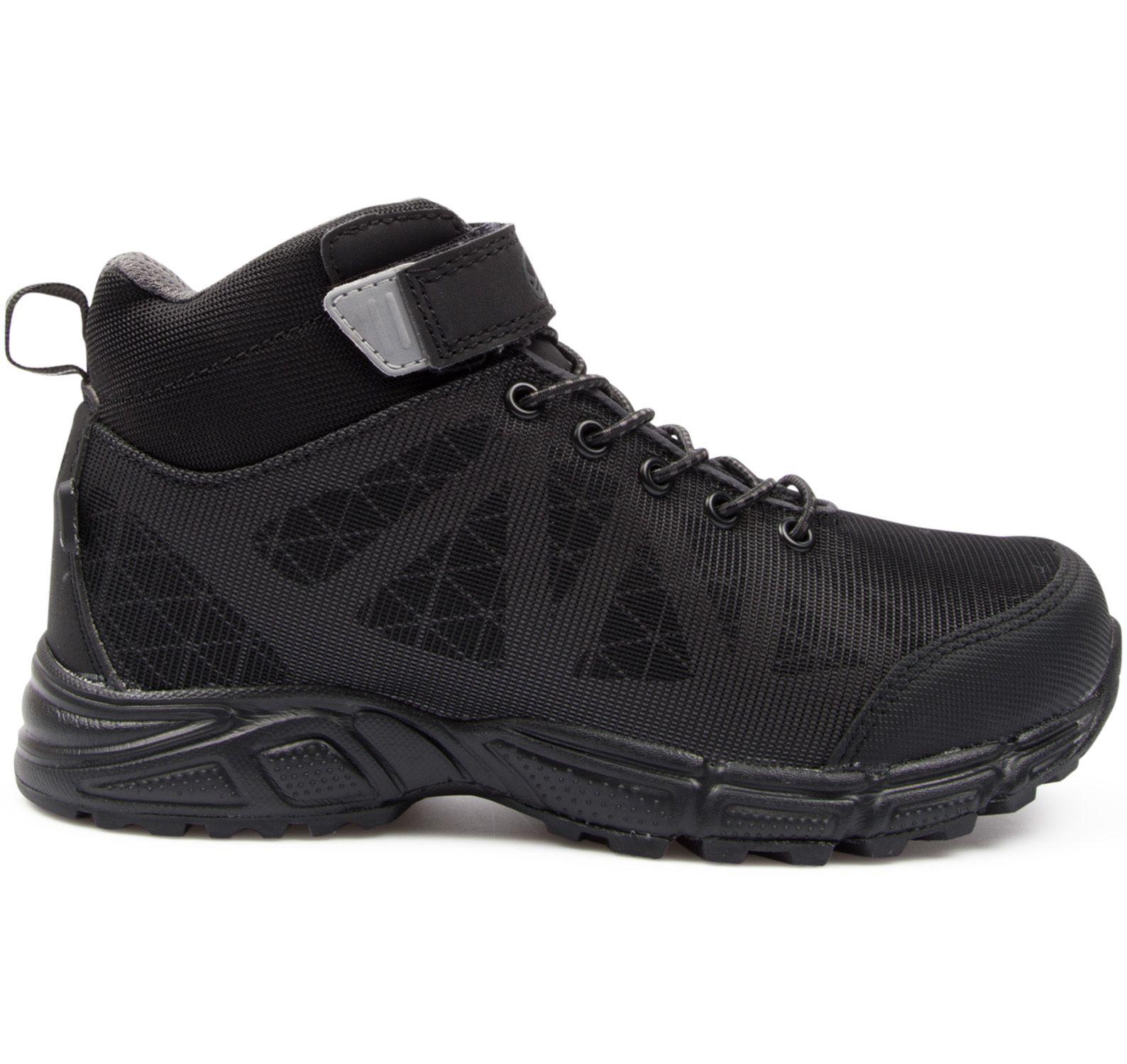 Ligo Mid Dx Jr Trekking Shoe, Black, 25,  Halti