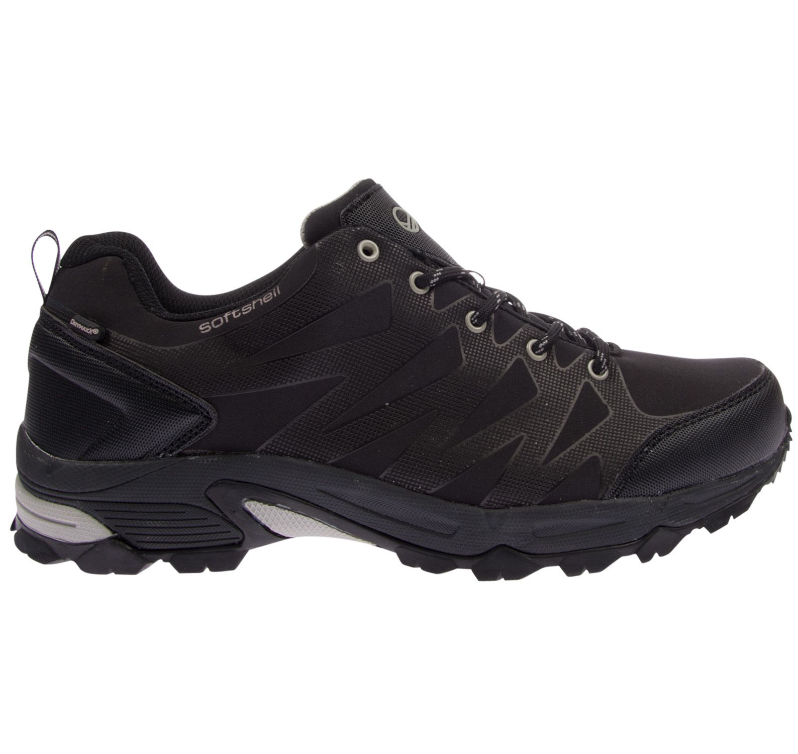 Tano Dx M Trekking Shoe, Black, 47,  Halti