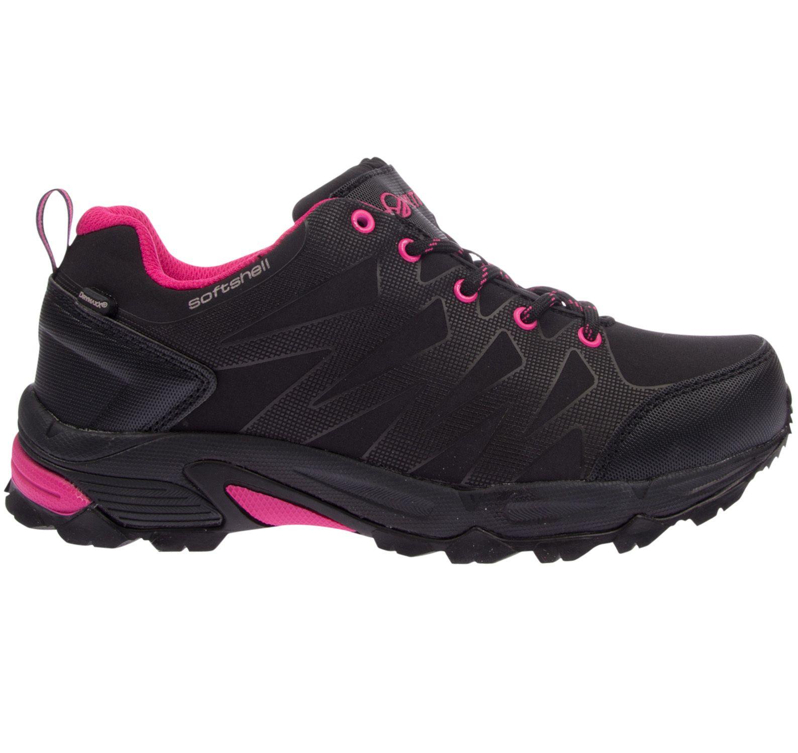 Tano Dx W Trekking Shoe, Black, 40,  Halti