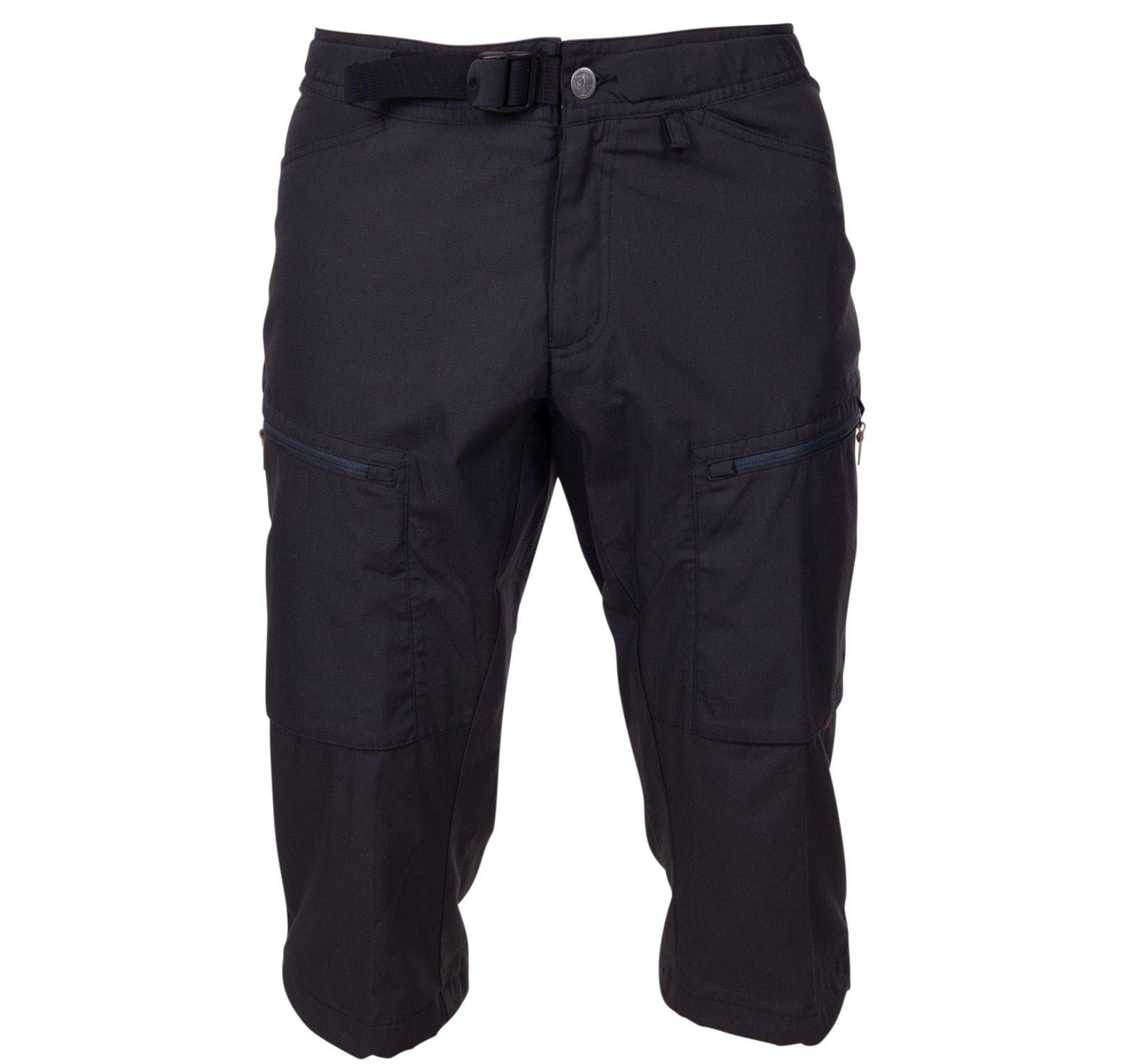 abisko shade shorts m, dark grey, 46,  byxor och shorts