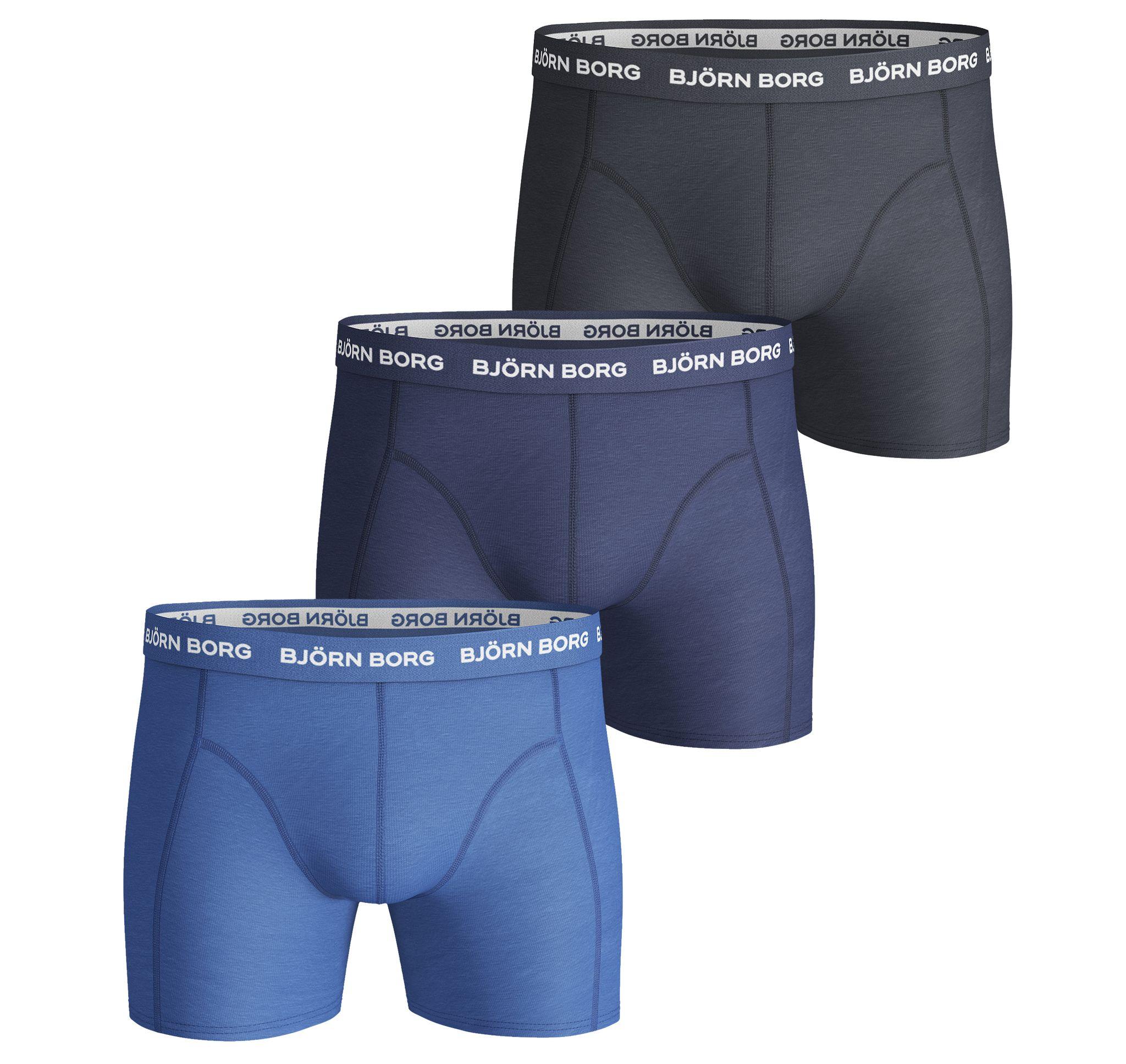 3p Shorts Noos Solids, Skydiver, L,  Kalsonger