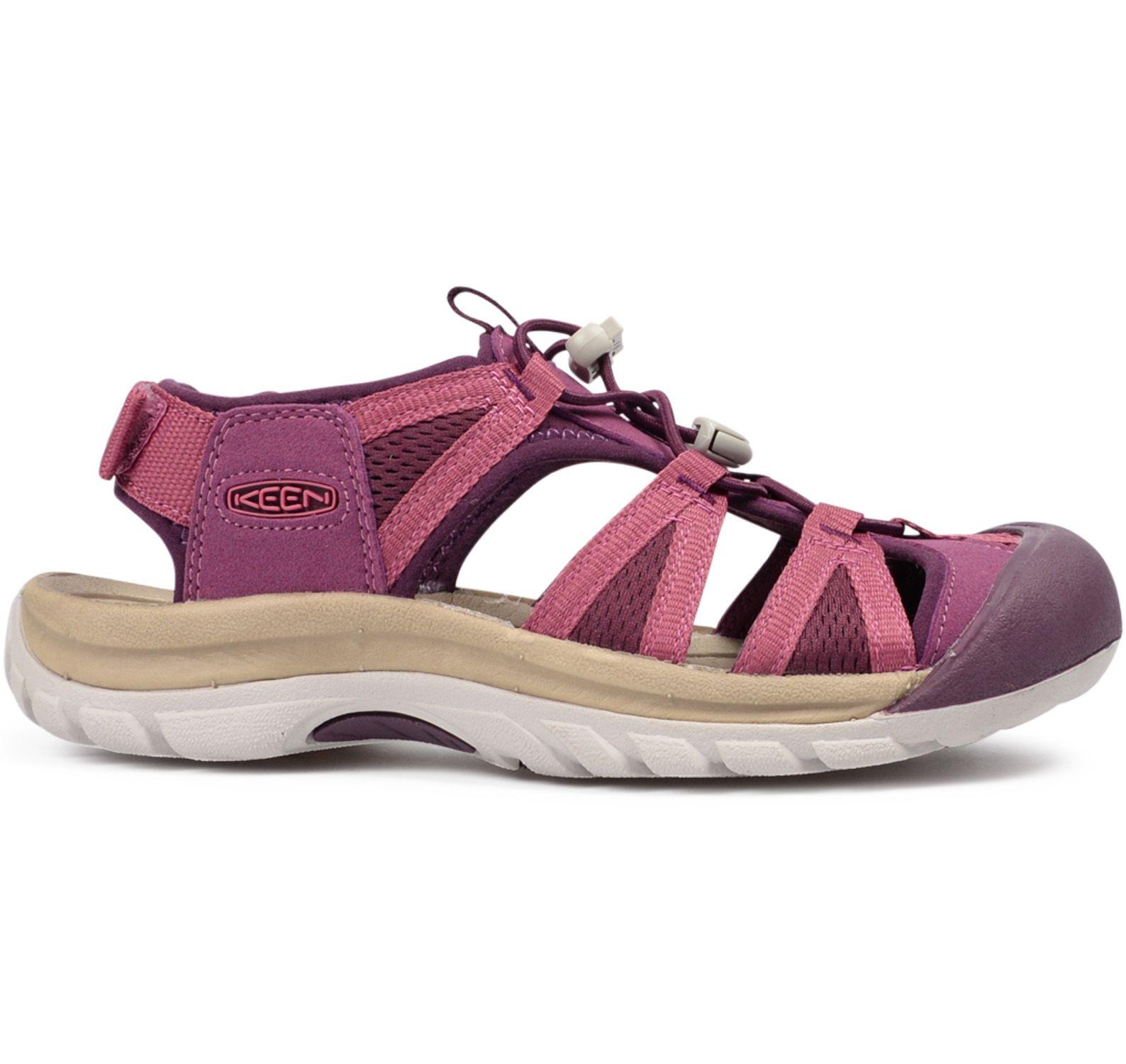 venice ii h2, grape kiss/red violet, 35