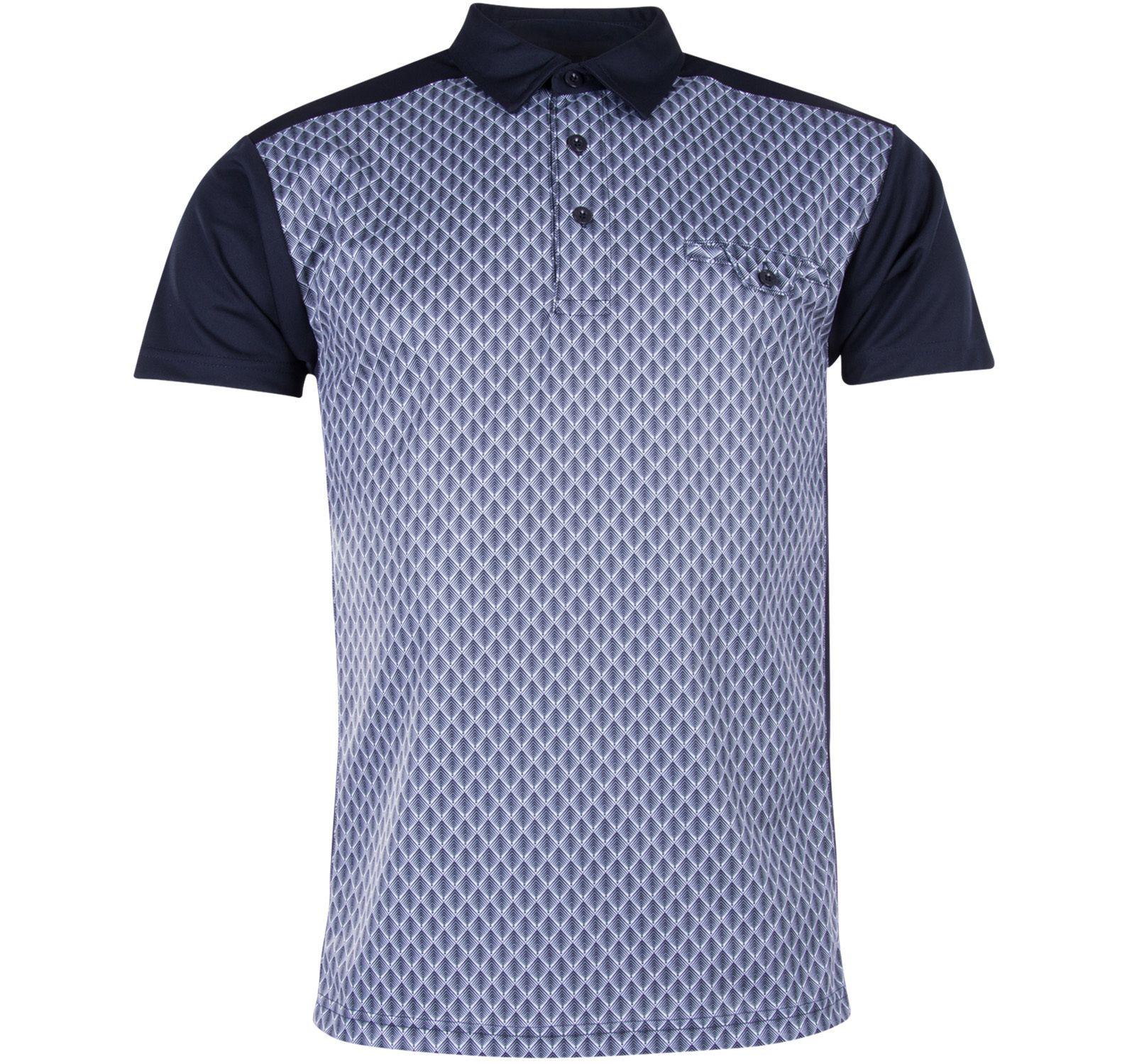 shirt 1811 navy, navy, s, pikétröjor