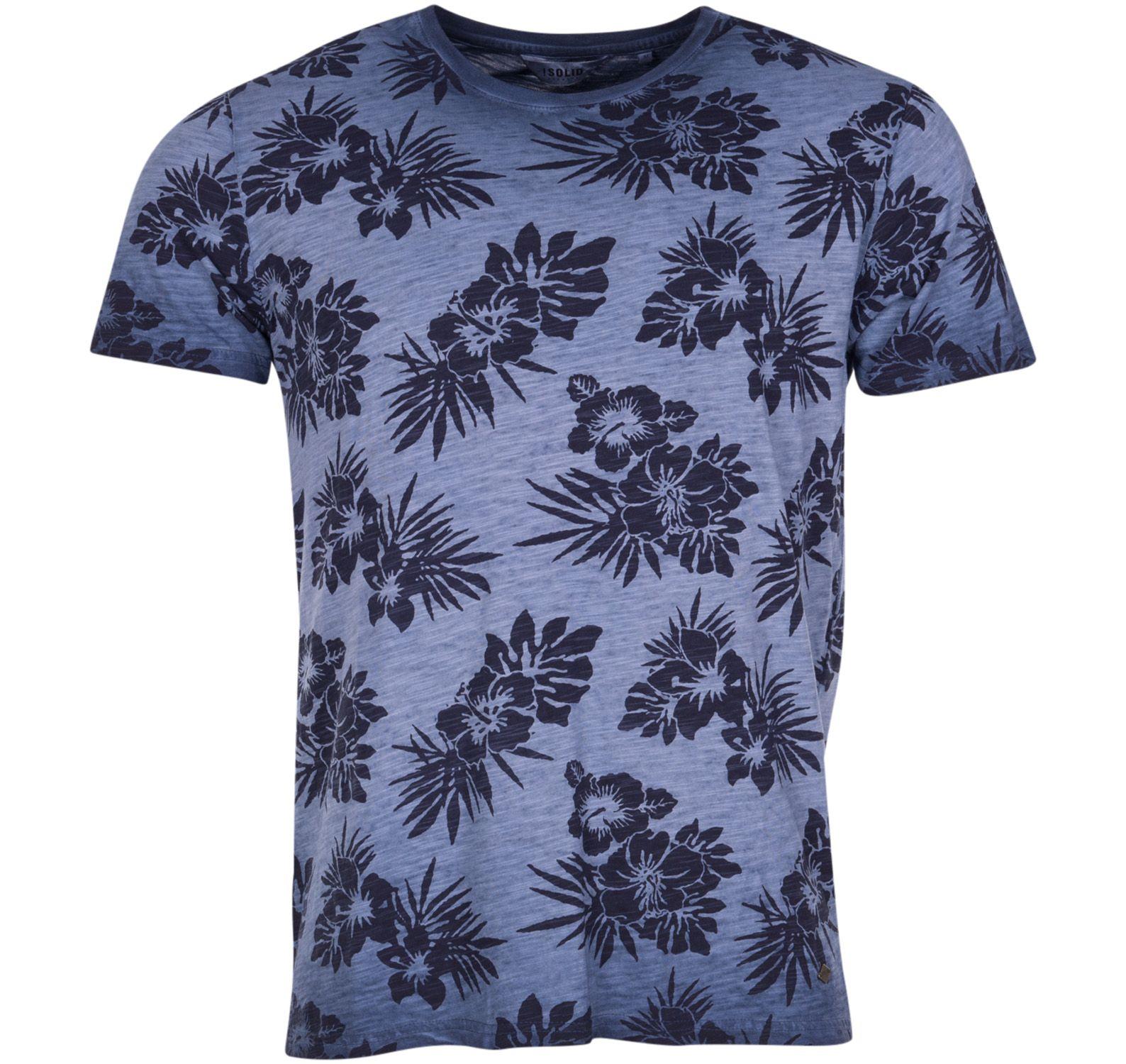 T-Shirt - Nuriel, OMBRE BLUE, M