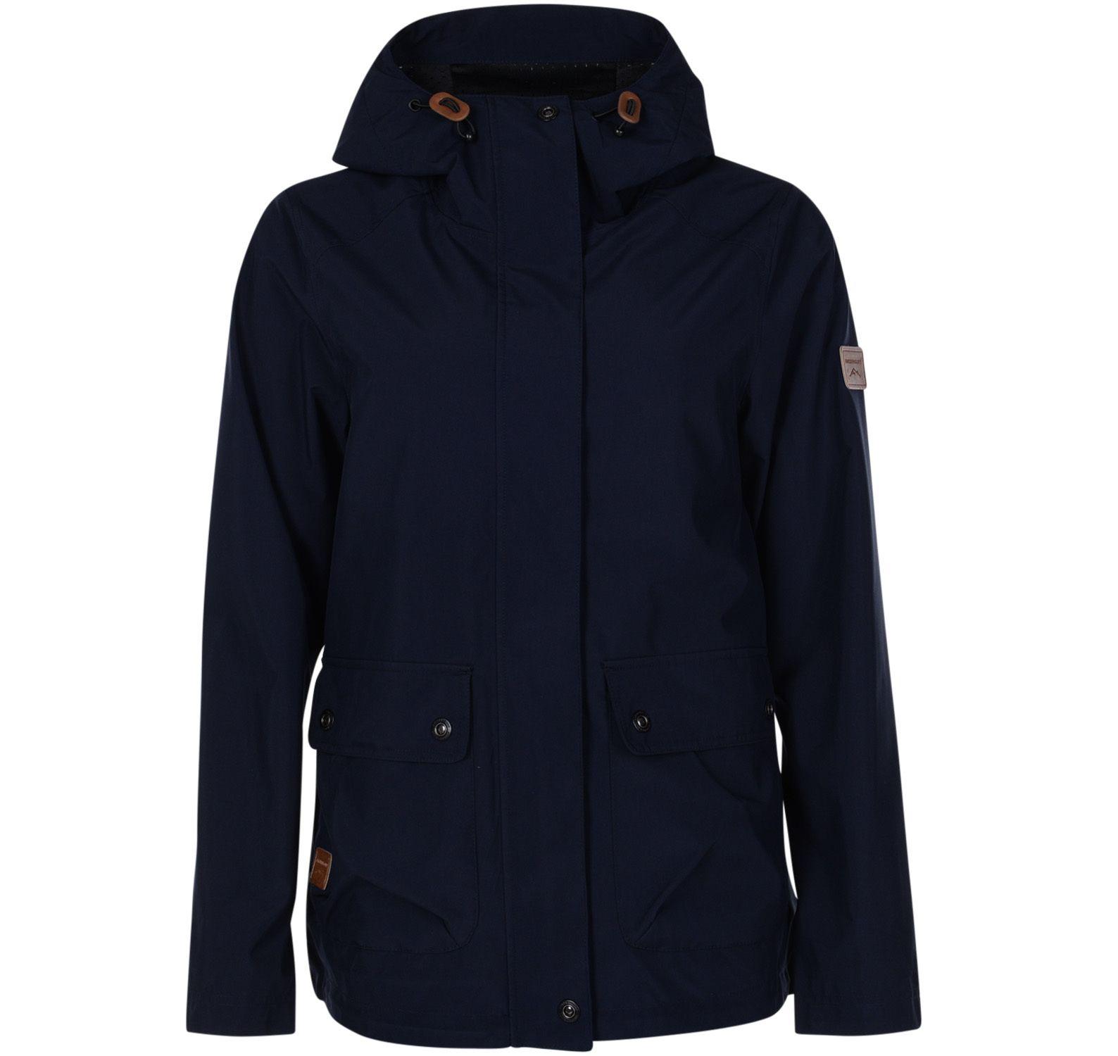 sarek jacket w, dk navy, 38, jackor