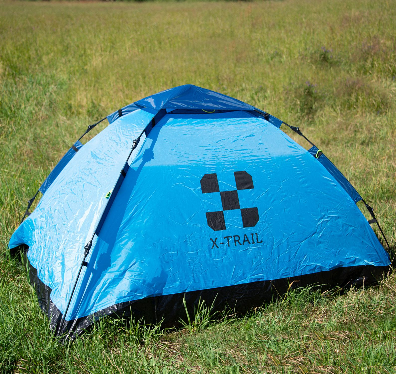 pop up tent, blue, onesize,  tält