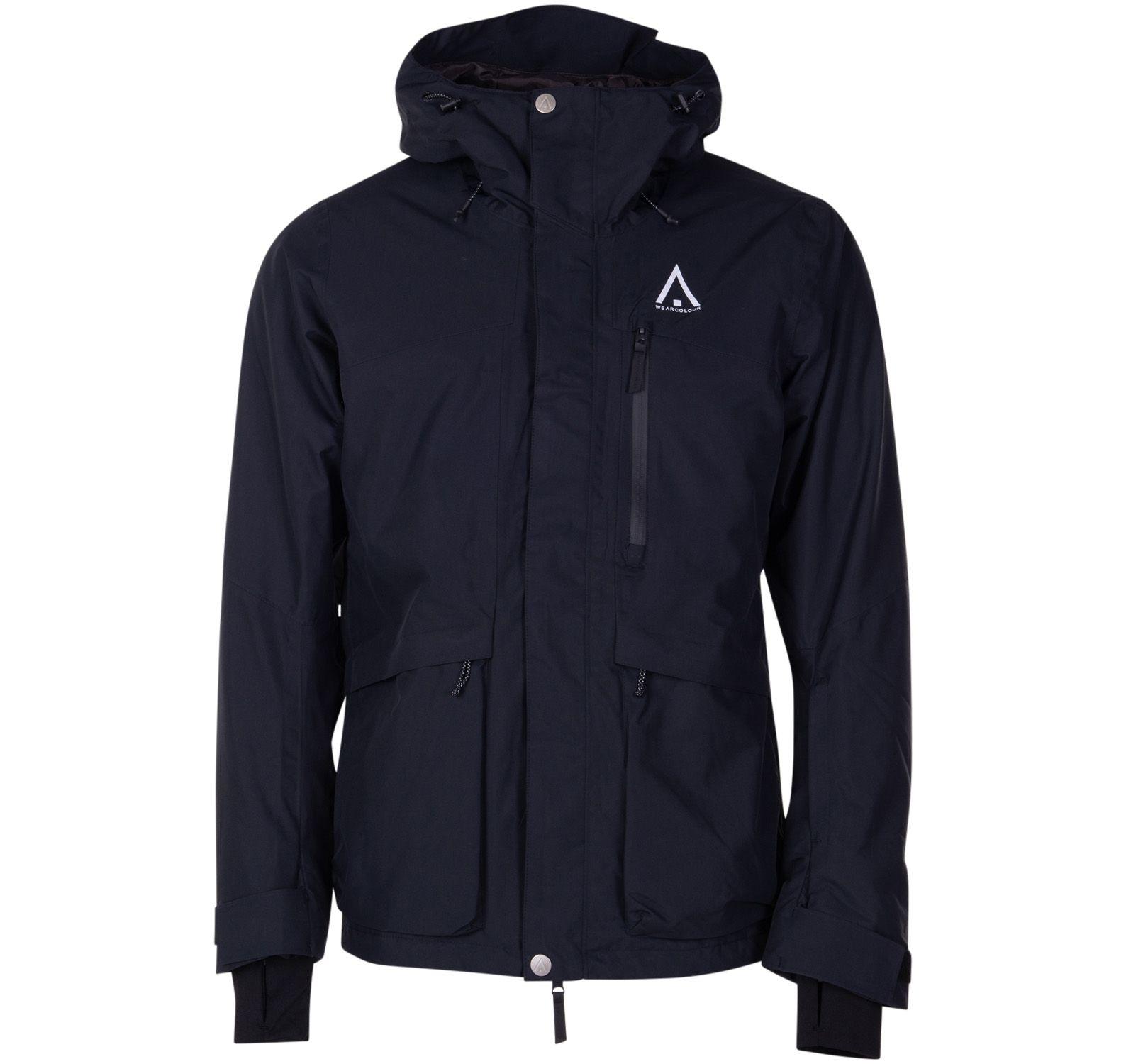 Ace Jacket, Black, L,  Wearcolour