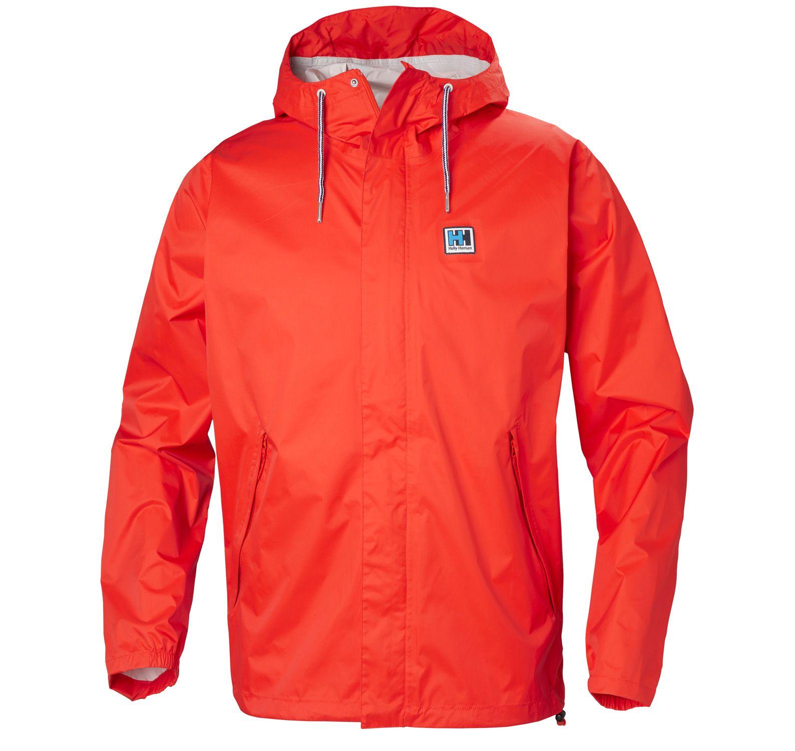 hh mountain jacket, 135 grenadine, l, regnjackor