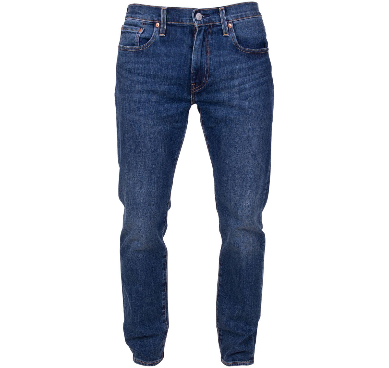 502 Regular Taper Crocodile Ad, Med Indigo - Worn In, 31/32,  Levi's Jeans