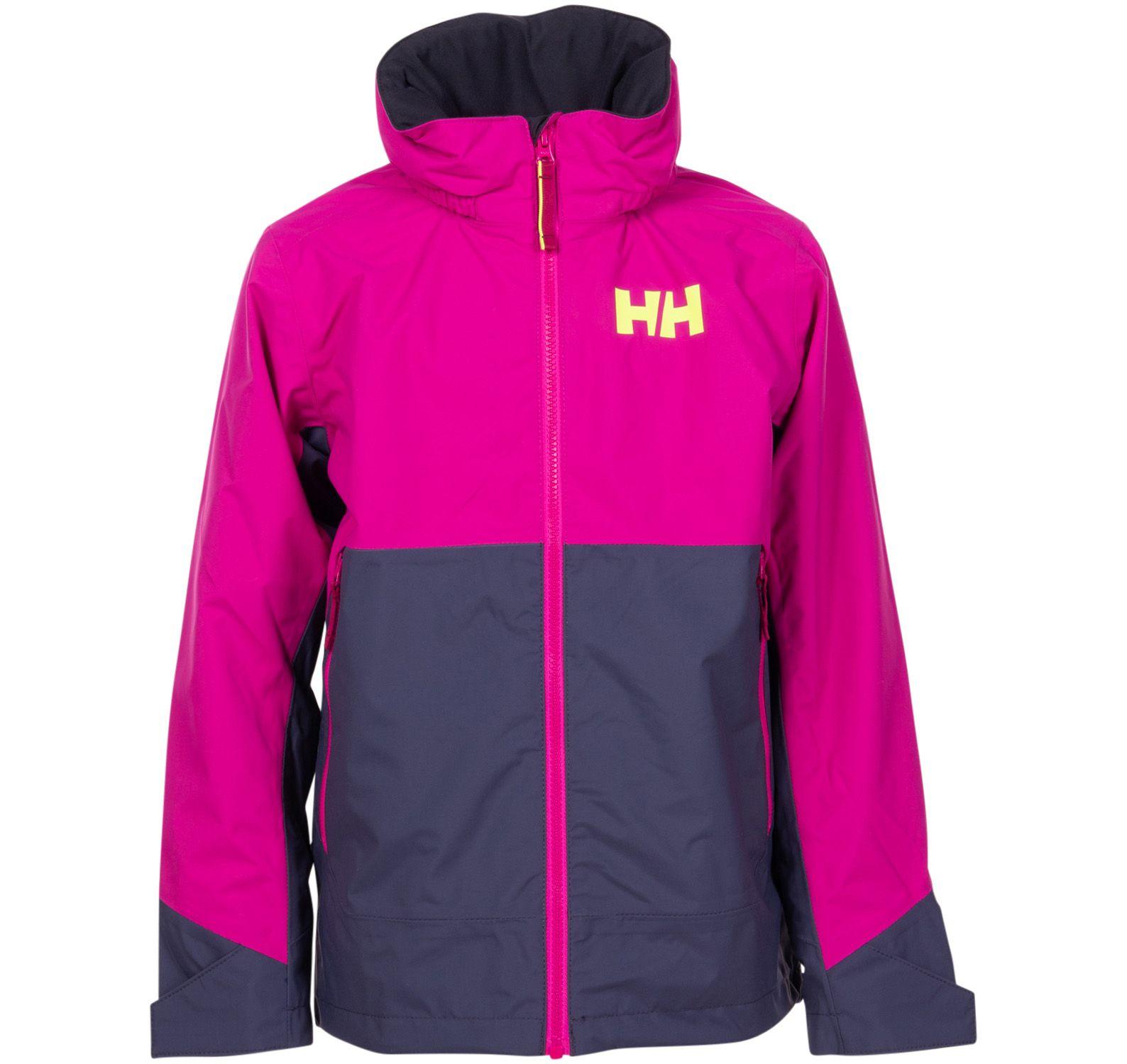 jr ascent jacket, 151 very berry, 140