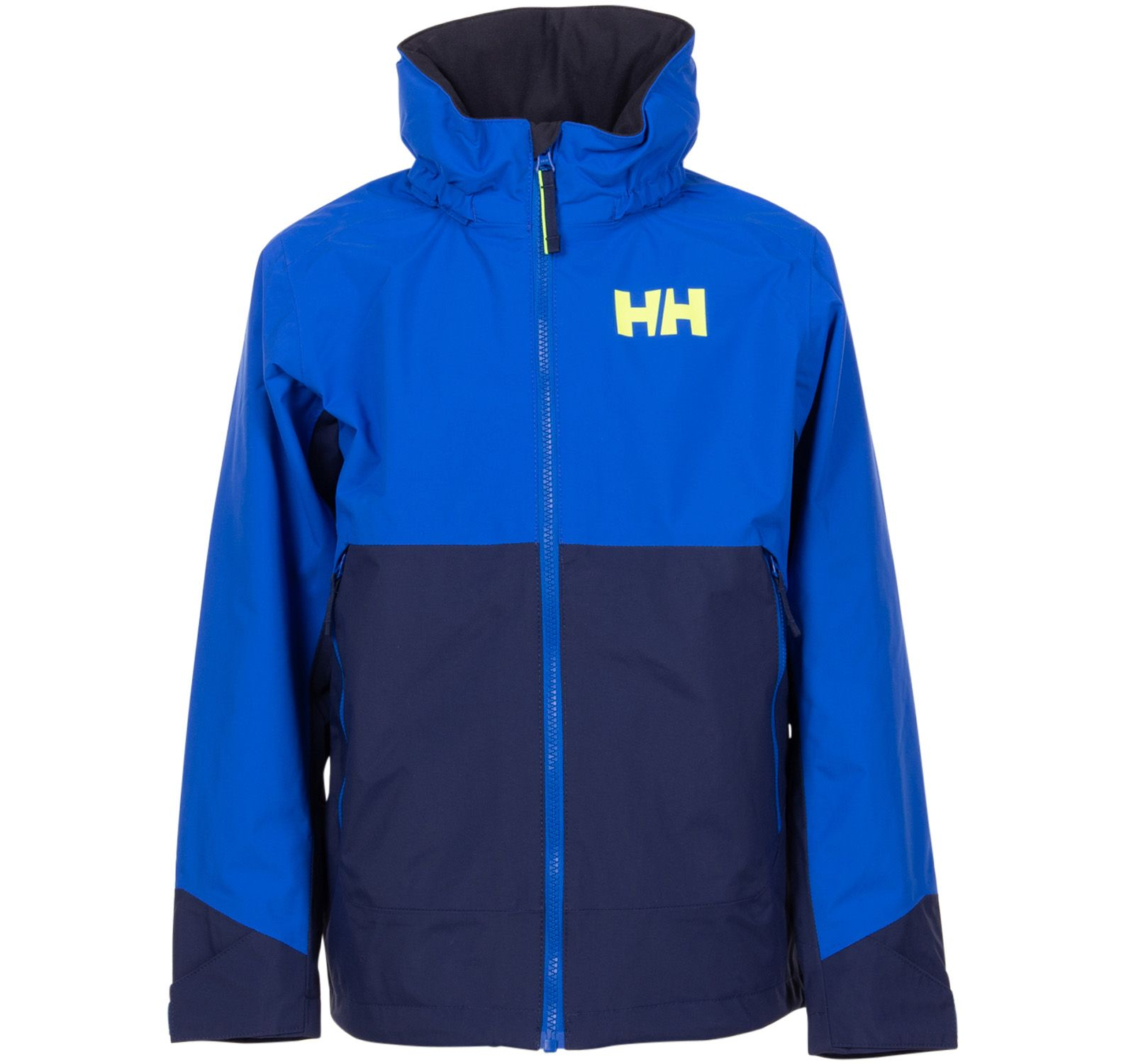 JR ASCENT JACKET, 563 OLYMPIAN BLUE, 152