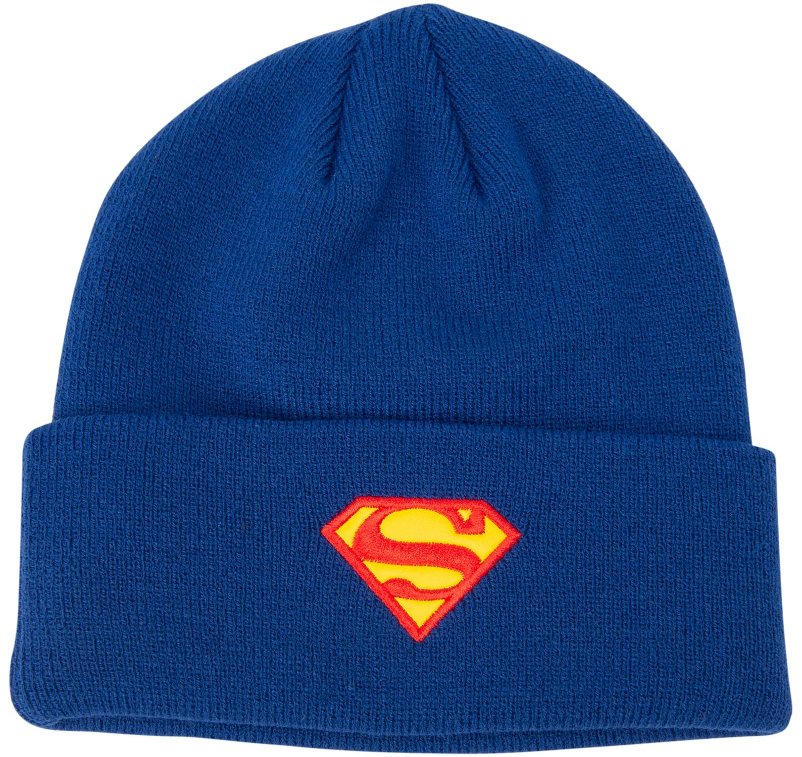 Justice league beanie, LIMOGES-SUPERMAN, ONESIZE YOUTH