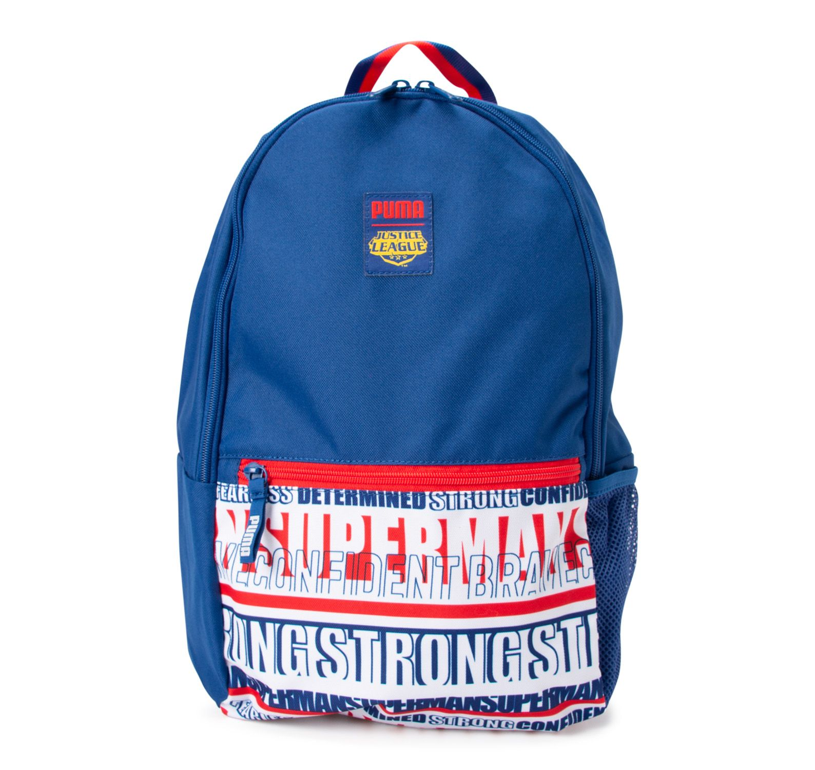 justice league large backpac, limoges, one size, puma